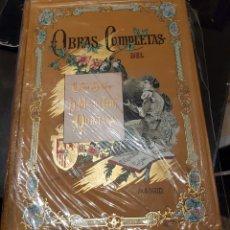 Libros antiguos: OBRAS COMPLETAS DE D. MANUEL JOSEF QUINTANA. Lote 95035391