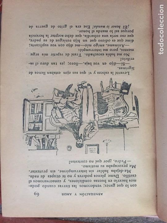 Libros antiguos: ABNEGACION Y AMOR - Foto 3 - 95065551