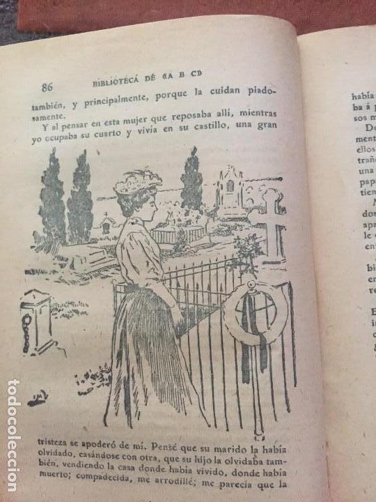 Libros antiguos: ABNEGACION Y AMOR - Foto 4 - 95065551