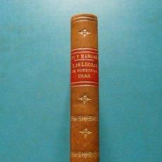 Libros antiguos: LAS LUCHAS DE NUESTROS DIAS. PRIMEROS DIALOGOS. F. PI Y MARGALL. 1890. Lote 95065587