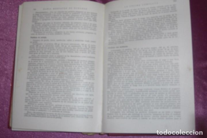 Libros antiguos: ENCICLOPEDIA CULINARIA - LA COCINA COMPLETA LA MARQUESA DE PARABERE 1955 - Foto 9 - 95079631
