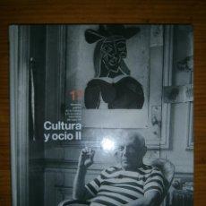 Libros antiguos: CULTURA Y OCIO II ..EL PAIS LA MIRADA DEL TIEMPO. (NUEVO). Lote 95079967