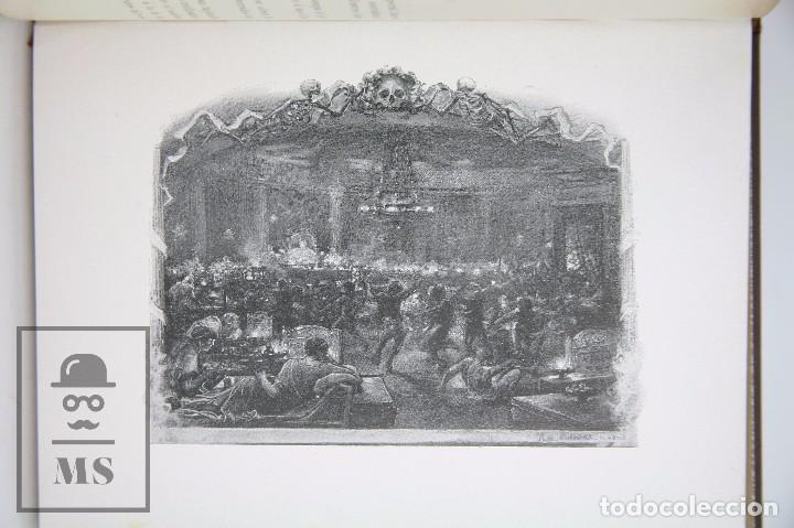 Libros antiguos: Antiguo Libro Ilustrado - En Roma. Escenas y cuadros por Andrés Mellado - Henrich y Cía, 1899 - Foto 6 - 95125327
