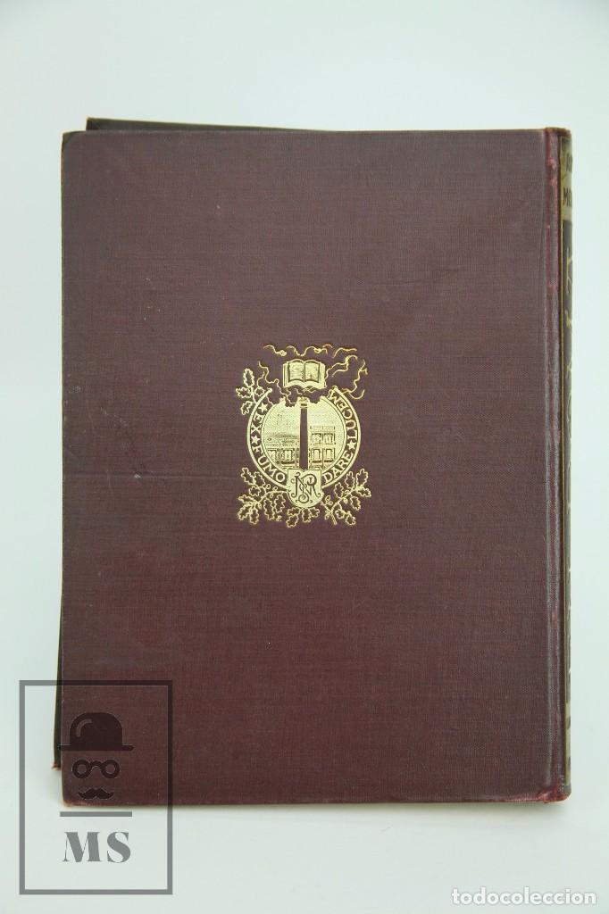 Libros antiguos: Antiguo Libro Ilustrado - En Roma. Escenas y cuadros por Andrés Mellado - Henrich y Cía, 1899 - Foto 8 - 95125327