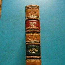 Libros antiguos: EL SUPERHOMBRE Y OTRAS NOVEDADES. JUAN VALERA. 1903. 398 PAGINAS. Lote 95140703
