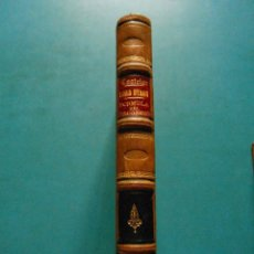 Libros antiguos: VIDA DE LORD BYRON Y LA FORMULA DEL PROGRESO. EMILIO CASTELAR. 1873 Y 1858. Lote 95145959