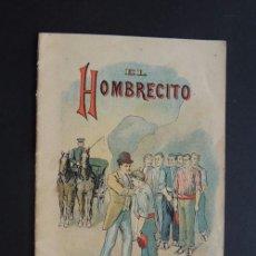 Libros antiguos: BIBLIOTECA INFANTIL SEVILLANA / DIMAS EL LADRON / SEVILLA 1896 / TIPOGRAFIA LA INDUSTRIA. Lote 95152959