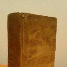 Libros antiguos: IMITACION DE CRISTO - AÑO 1842 - PERGAMINO·GRABADOS XILOGRAFICOS.. Lote 95226643