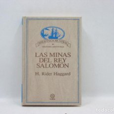 Libros antiguos: LAS MINAS DEL REY SALOMON - H. RIDER HAGGARD - PLANETA. Lote 95339487