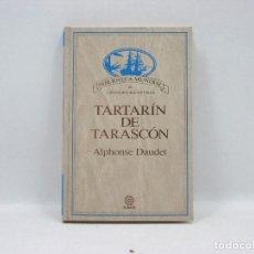 Libros antiguos: TARTARIN DE TARASCON - ALPHONSE DAUDET - PLANETA. Lote 95342775