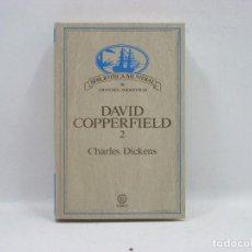 Libros antiguos: DAVID COPPERFIELD 2 - CHARLES DICKENS - PLANETA. Lote 95342951
