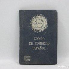 Libros antiguos: CODIGO DE COMERCIO ESPAÑOL - TERCERA EDICIÓN - 1949. Lote 95392799
