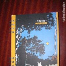 Libros antiguos: (F.1) AGENDA DE TINTIN. Lote 95447903