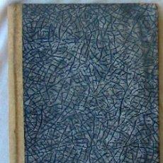 Libros antiguos: TÉCNICA DEL IMPRESOR Y DEL LITÓGRAFO - A. GONZÁLEZ VIZCARRO 1937 - VER INDICE. Lote 95457419