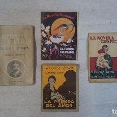 Libros antiguos: LOTE CANSINOS ASSENS (4 PUBLICACIONES). Lote 95495591