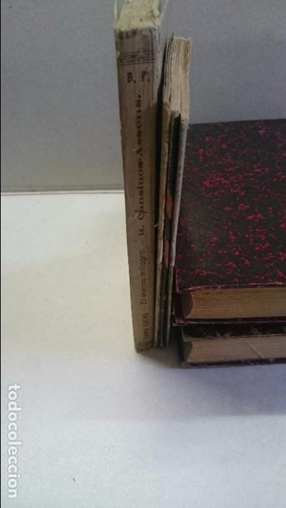 Libros antiguos: Lote Cansinos Assens (4 publicaciones) - Foto 3 - 95495591