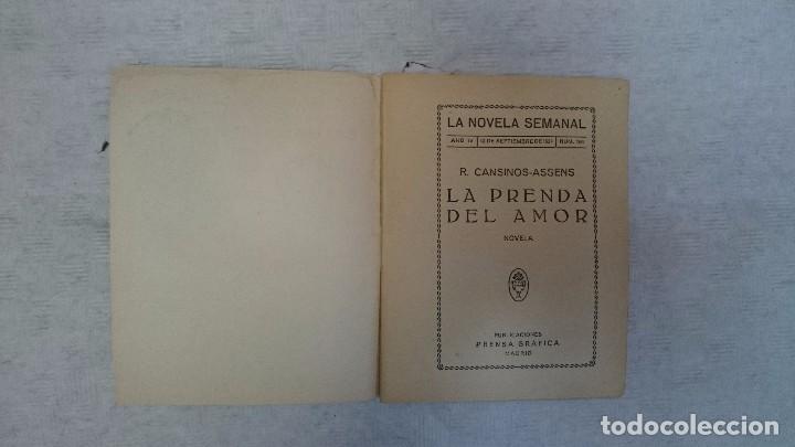 Libros antiguos: Lote Cansinos Assens (4 publicaciones) - Foto 8 - 95495591