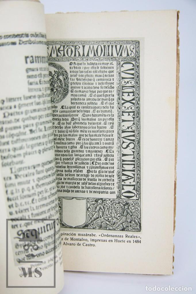 Libros antiguos: Antiguo Libro - El Libro Español. Víctor Oliva - Día del Libro, 1930 -Cámara Oficial Libro Barcelona - Foto 3 - 95537687