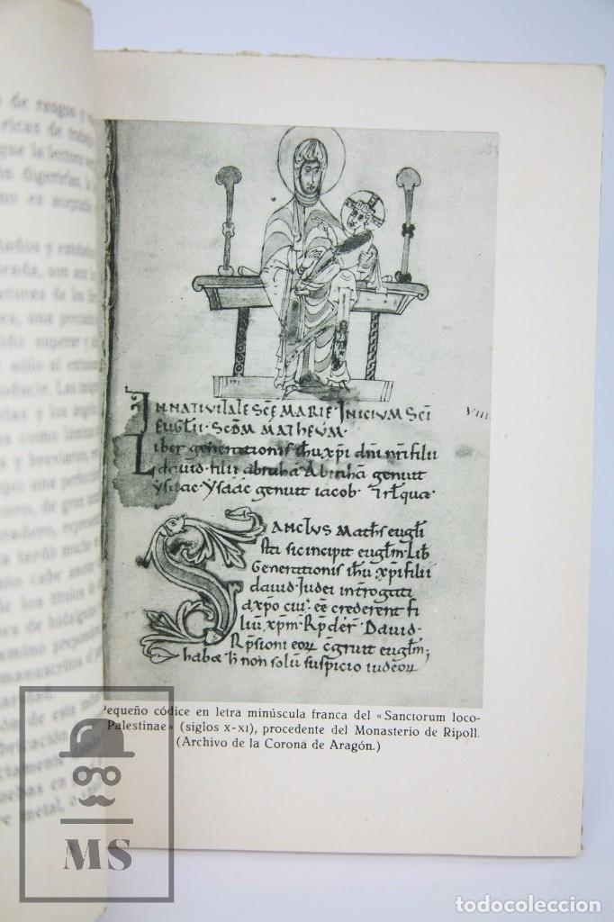 Libros antiguos: Antiguo Libro - El Libro Español. Víctor Oliva - Día del Libro, 1930 -Cámara Oficial Libro Barcelona - Foto 4 - 95537687