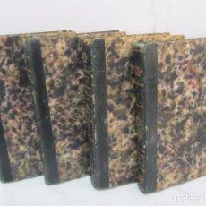 Libros antiguos: HISTOIRE DE NAPOLEON BUONAPARTE. TOMO 1-2-3-4. CHEZ L. G. MICHAUD, IMPRIMEUR-LIBRAIRE 1817-18.. Lote 95620367