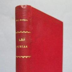 Libros antiguos: PRIMERA EDICION. 1921.- LAS FURIAS. PIO BAROJA. ED. CARO RAGGIO. Lote 95631939