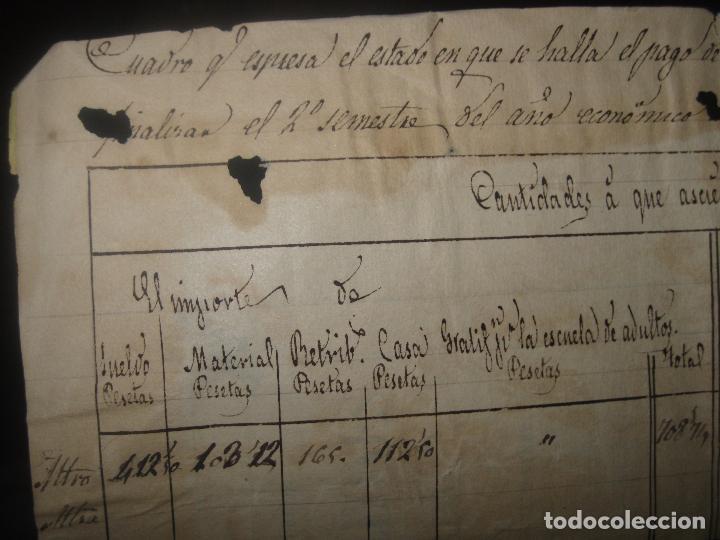 Libros antiguos: periodicos UN AÑO 1885 BOLETIN ECLESIASTICO ARZOISPO DE VALENCIA Siglo XIX MPRENTA EL VALENCIANO - Foto 11 - 78837001