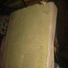 Libros antiguos: PERIODICOS UN AÑO 1885 BOLETIN ECLESIASTICO ARZOISPO DE VALENCIA SIGLO XIX MPRENTA EL VALENCIANO. Lote 78837001