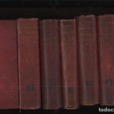 Libros antiguos: THE WORKS OF SIR WILLIAM STIRLING-MAXWELL, 1891. 6 VOLÚMENES.. Lote 23837598