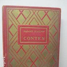 Old books - CONTES DE FEÈS - de d'Aulnoy, Marie Catherine (EN FRANCES) HACHETTE - 95787495