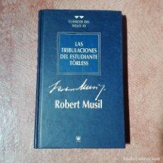 Libros antiguos: LAS TRIBULACIONES DEL ESTUDIANTE TORLESS ROBERT MUSIL. Lote 95869839