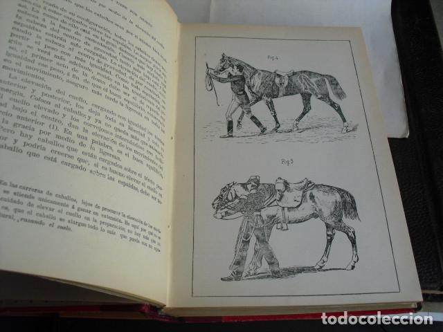 Libros antiguos: 1901 PRINCIPIOS DE DOMA Y EQUITACIÓN J. FILLIS - Foto 3 - 95944019