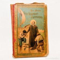 Libros antiguos: SOR MARTA, LAS VIRTUDES CRISTIANAS. Lote 95325984