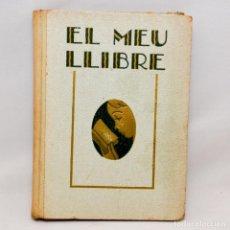 Libros antiguos: EL MEU LLIBRE – CONTES DE C. SCHMIT. Lote 95326052