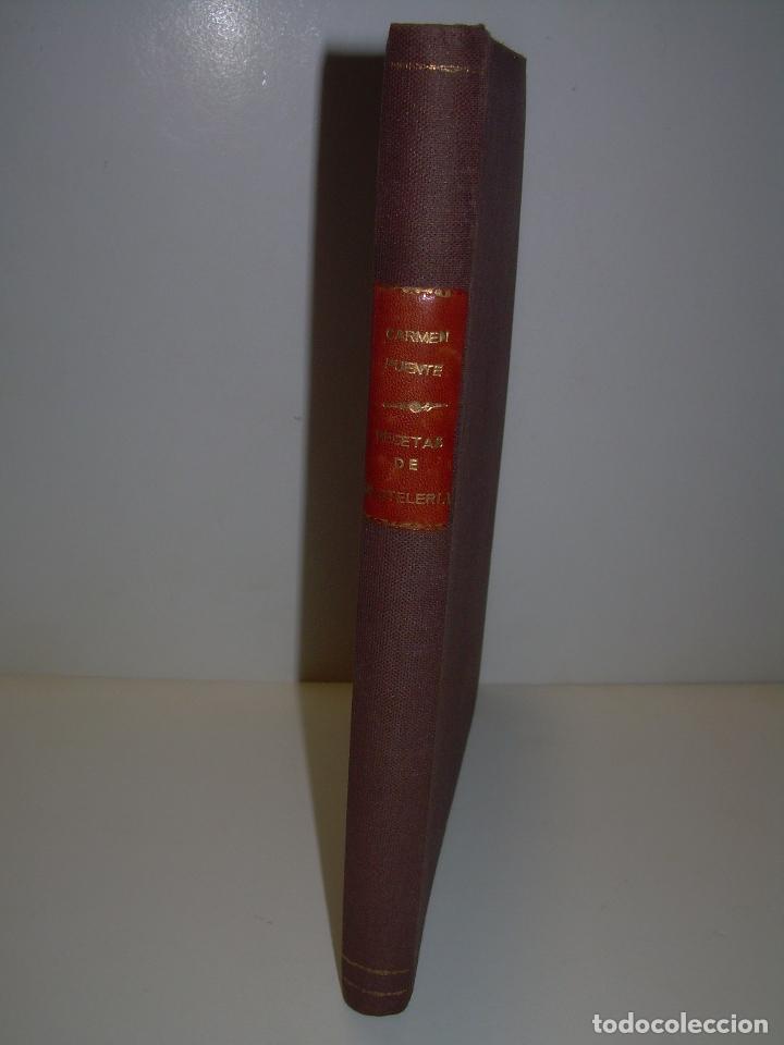 Libros antiguos: MIS MEJORES RECETAS DE PASTELERIA...AÑO 1.940 - Foto 14 - 95966531