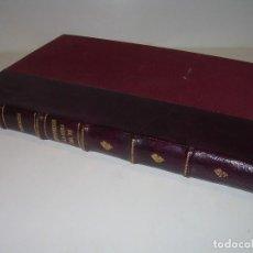 Libros antiguos: LOS ENTREMESES Y LA HORA DEL TÉ....AÑO...1.935. Lote 95966851