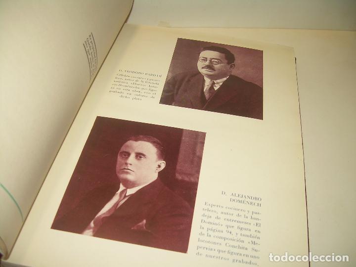 Libros antiguos: LOS ENTREMESES Y LA HORA DEL TÉ....AÑO...1.935 - Foto 4 - 95966851