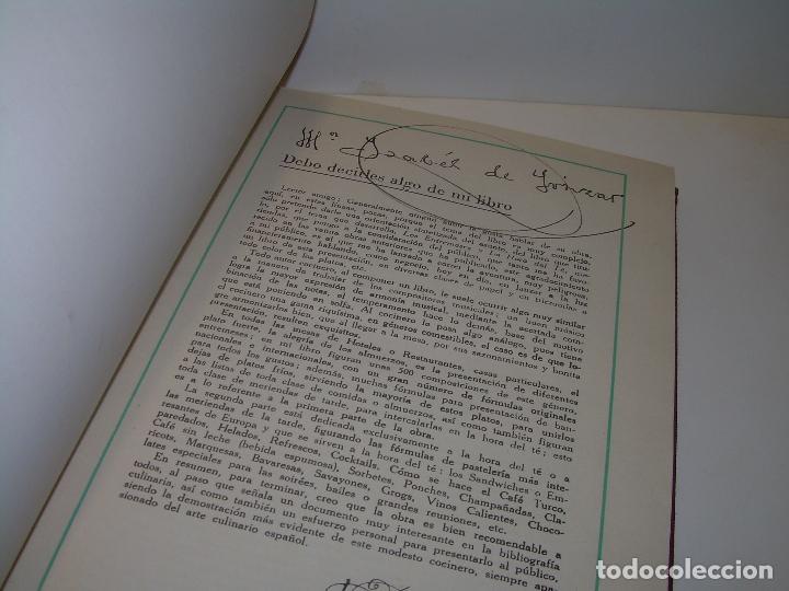 Libros antiguos: LOS ENTREMESES Y LA HORA DEL TÉ....AÑO...1.935 - Foto 5 - 95966851