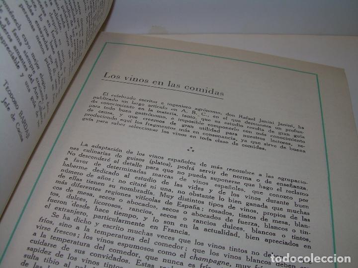 Libros antiguos: LOS ENTREMESES Y LA HORA DEL TÉ....AÑO...1.935 - Foto 6 - 95966851