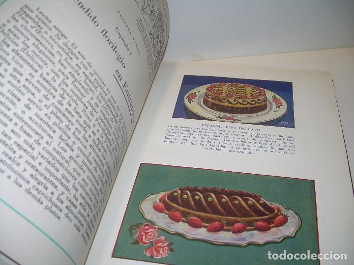 Libros antiguos: LOS ENTREMESES Y LA HORA DEL TÉ....AÑO...1.935 - Foto 7 - 95966851