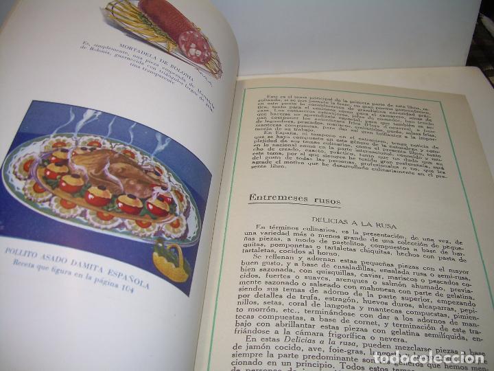 Libros antiguos: LOS ENTREMESES Y LA HORA DEL TÉ....AÑO...1.935 - Foto 8 - 95966851
