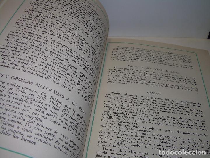 Libros antiguos: LOS ENTREMESES Y LA HORA DEL TÉ....AÑO...1.935 - Foto 9 - 95966851