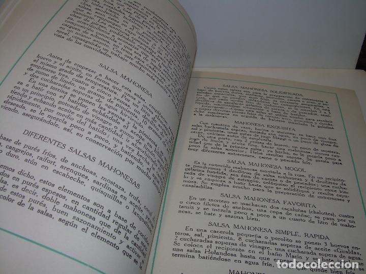 Libros antiguos: LOS ENTREMESES Y LA HORA DEL TÉ....AÑO...1.935 - Foto 10 - 95966851