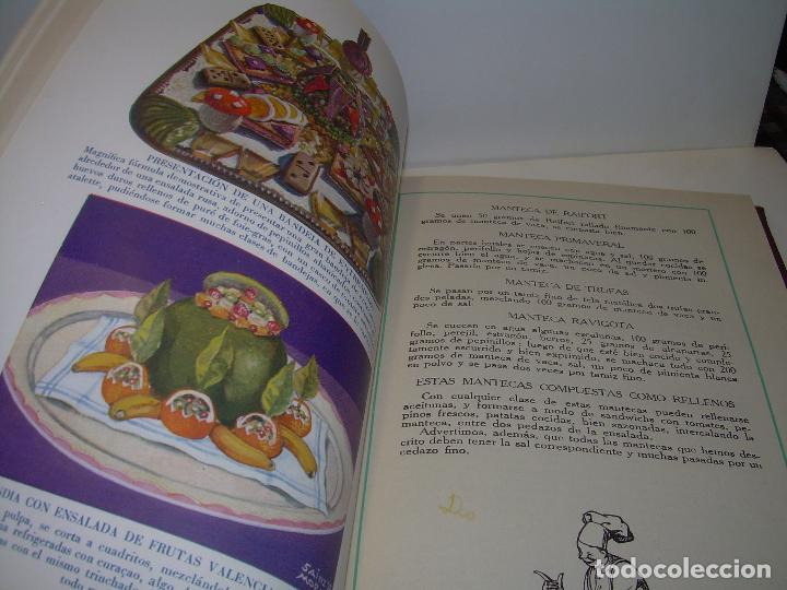 Libros antiguos: LOS ENTREMESES Y LA HORA DEL TÉ....AÑO...1.935 - Foto 11 - 95966851