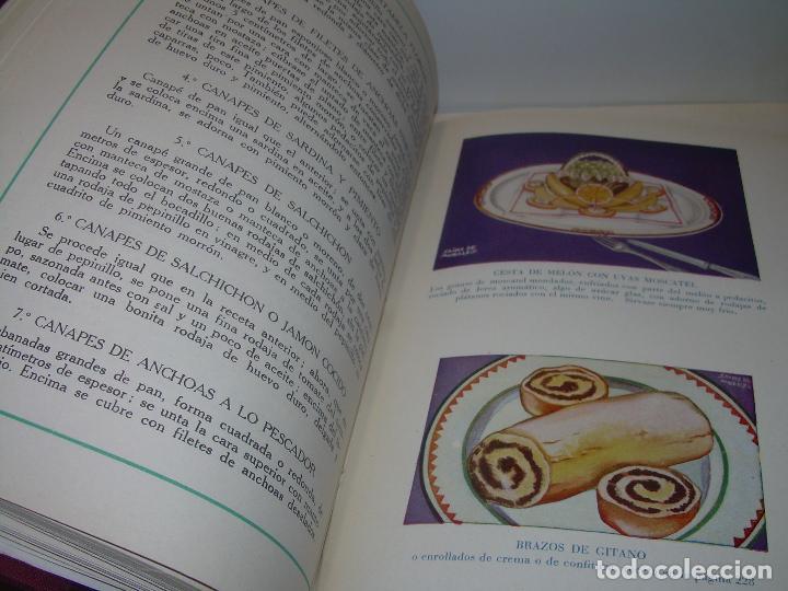 Libros antiguos: LOS ENTREMESES Y LA HORA DEL TÉ....AÑO...1.935 - Foto 12 - 95966851