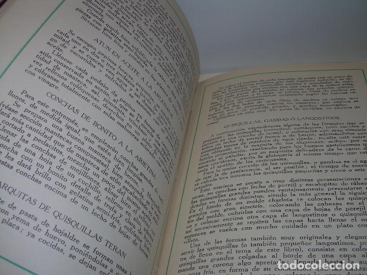 Libros antiguos: LOS ENTREMESES Y LA HORA DEL TÉ....AÑO...1.935 - Foto 13 - 95966851