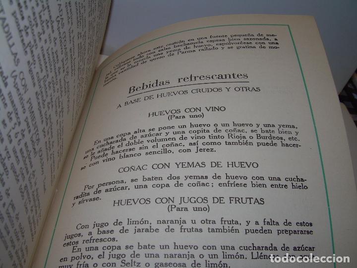 Libros antiguos: LOS ENTREMESES Y LA HORA DEL TÉ....AÑO...1.935 - Foto 17 - 95966851
