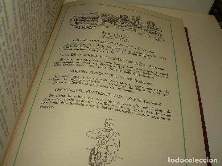 Libros antiguos: LOS ENTREMESES Y LA HORA DEL TÉ....AÑO...1.935 - Foto 18 - 95966851