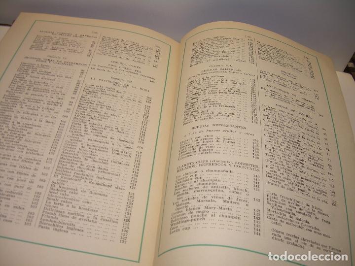 Libros antiguos: LOS ENTREMESES Y LA HORA DEL TÉ....AÑO...1.935 - Foto 21 - 95966851