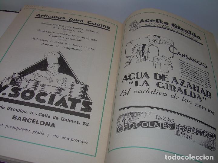 Libros antiguos: LOS ENTREMESES Y LA HORA DEL TÉ....AÑO...1.935 - Foto 23 - 95966851