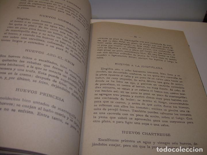 Libros antiguos: LAS TRES COCINAS.....AÑO..1.926 - Foto 7 - 95967303